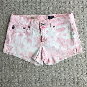 AG The Daisy Jean Shorts